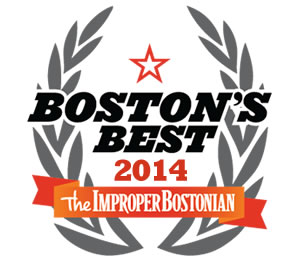 Esperia Grill - Boston's Best - 2014